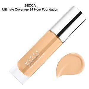 BECCA Ultimate Coverage Foundation
